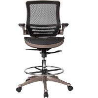 BEST WITH BACK SUPPORT MID-CENTURY DRAFTING CHAIR Summary