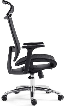 BEST WITH BACK SUPPORT TALL ADJUSTABLE OFFICE CHAIR