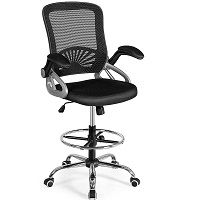 BEST WITH BACK SUPPORT TALL DRAFTING CHAIR Summary