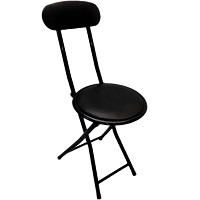 BEST WITH BACK SUPPORT TALL PORTABLE STOOL Summary