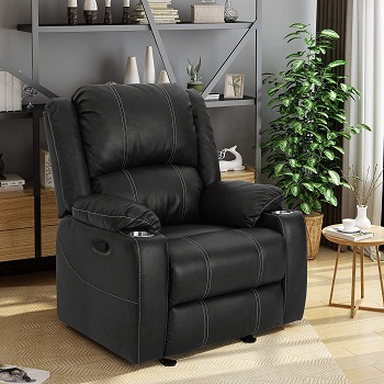 BEST WITH BACK SUPPORT TALL RECLINER CHAIR