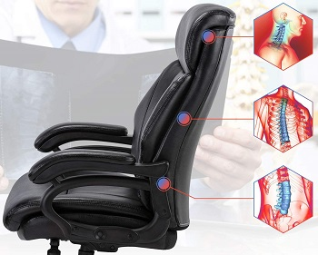 BEST WITH BACK SUPPORT TALL SWIVEL CHAIR