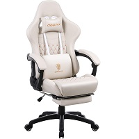 BEST WITH BACK SUPPORT WHITE LEATHER ERGONOMIC OFFICE CHAIR Summary
