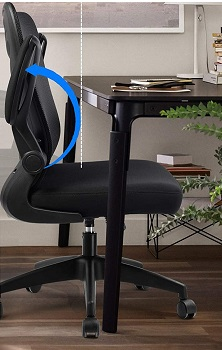 BEST WITH BACK SUPPORT WORK CHAIR FOR POSTURE