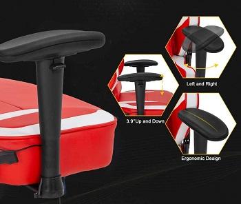 BestOffice Adjustable Desk Chair