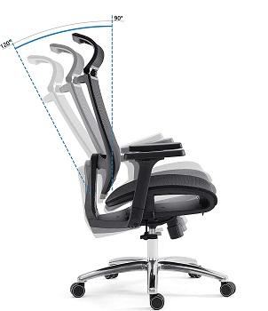 Bilkoh High-Back Chair