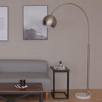 CO-Z Modern Arc Floor Lamp