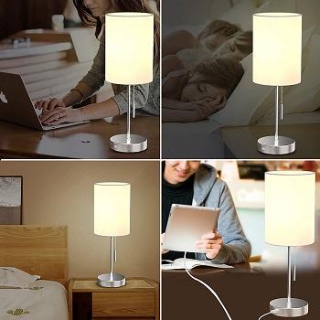 DEEPLITE Small Table Lamp