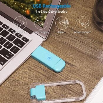DEWENWILS USB Rechargeable
