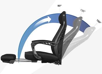 Devaise Recliner Office Chair