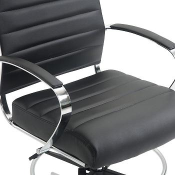 Edgemod EM-294-BLK Desk Chair