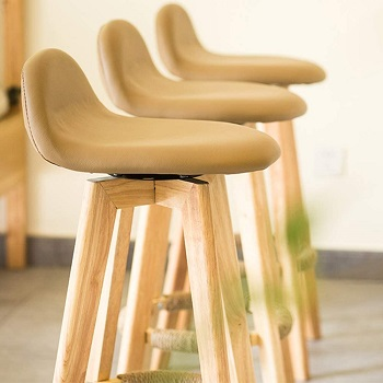 HAIZHED Nordic Bar Chair