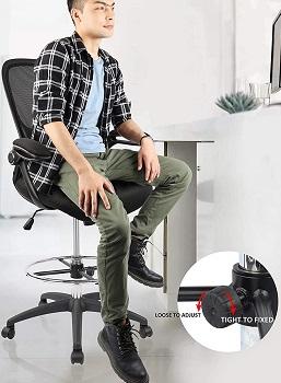 Hylone Drafting Office Chair