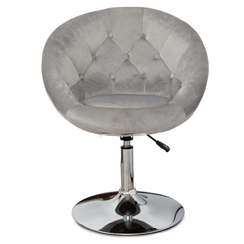 Impressions Round Tufted Chair