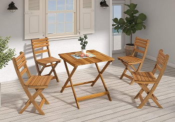 Interbuild Real Wood SOT01004 Chair