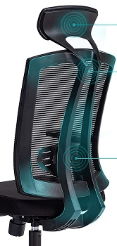Kasorix Mesh Office Chair