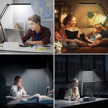 MXMOO LED Desk Lamp