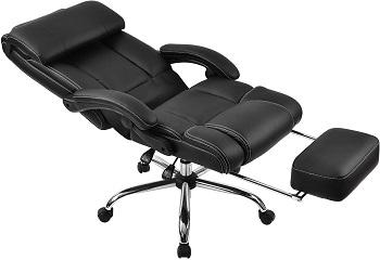 Merax Ergonomic Leather Chair