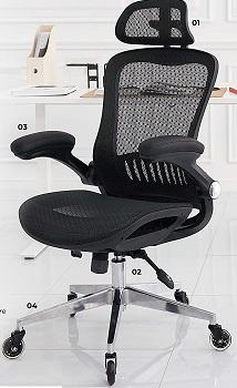 Nouhaus ErgoFlip Desk Chair