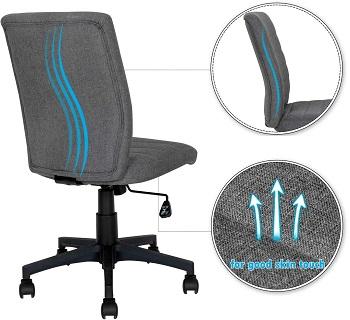 Oristus Adjustable Office Chair