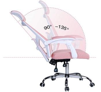 Qulomvs Mesh Ergonomic Chair