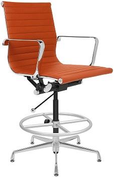 SOHO Ribbed Office Chair