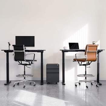 SOHO Soft Pad Drafting Chair