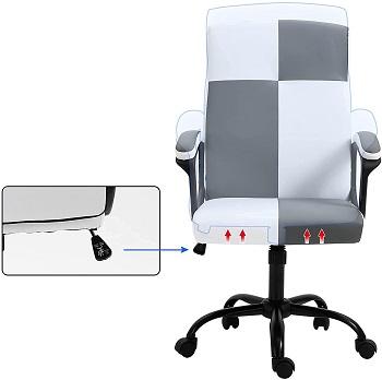 Seatzone High-Back Desk Chair