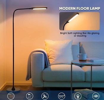 Shine Decor LED Floor Lamp