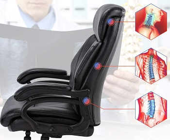 Starspace Desk Leather Chair