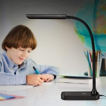 TaoTronics LED Desk Lamp, Flexible