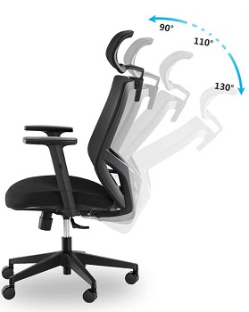 Tribesigns T18 Mesh Chair