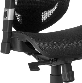 best with armrests black ergonomic office chair