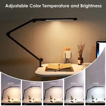 niulight Swing Arm Lights, LED Desk