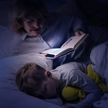 outus 2 Pieces LED Reading Light