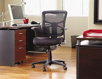 Alera ALEEL42ME10B Chair