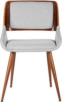 Armen Living Grey Chair