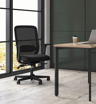 BEST ADJUSTABLE MESH DESK CHAIR WITH ARMS