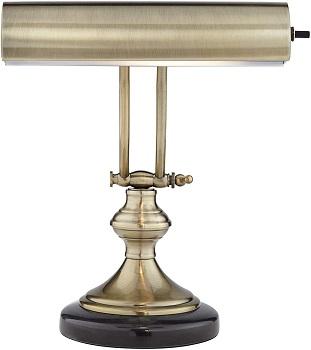 BEST ANTIQUE BRASS PIANO LAMP