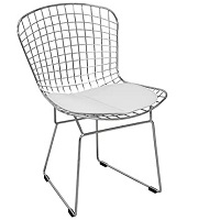 BEST ARMLESS MESH WIRE CHAIR Summary