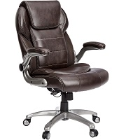BEST BACK SUPPORT LEATHER OFFICE CHAIR WITH LUMBAR SUPPORT Summary