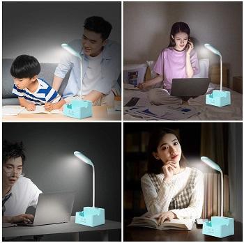 BEST BATTERY OPERATED BOYS DESK LAMP