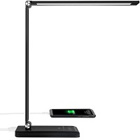 BEST BATTERY-OPERATED MODERN BLACK DESK LAMP PICKS