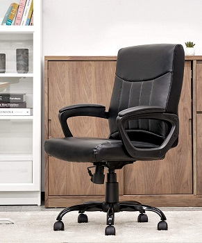 BEST BLACK LEATHER CONFERENCE ROOM CHAIRS