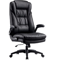 BEST BLACK LEATHER ROLLING CHAIR Summary