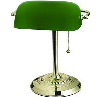 BEST BRASS GREEN LAWYER LAMP picks