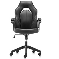 BEST CHEAP BLACK LEATHER OFFICE CHAIR WITH WHEELS Summary