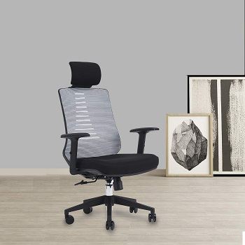 BEST CHEAP HOME OFFICE CHAIR WITH LUMBAR SUPPORT