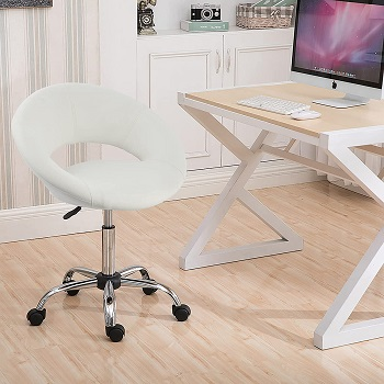 BEST CHEAP HOME OFFICE CHAIR WITH WHEELS
