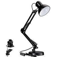 BEST CLAMP BLACK METAL DESK LAMP PICKS